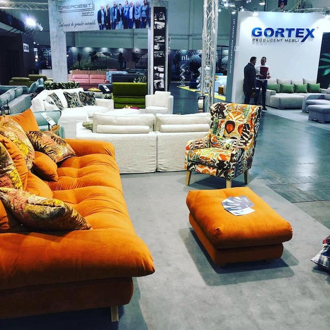 Thanks to many years of work, today we present you a series of sofas and armchairs created on the basis of experience and requirements of our customers.