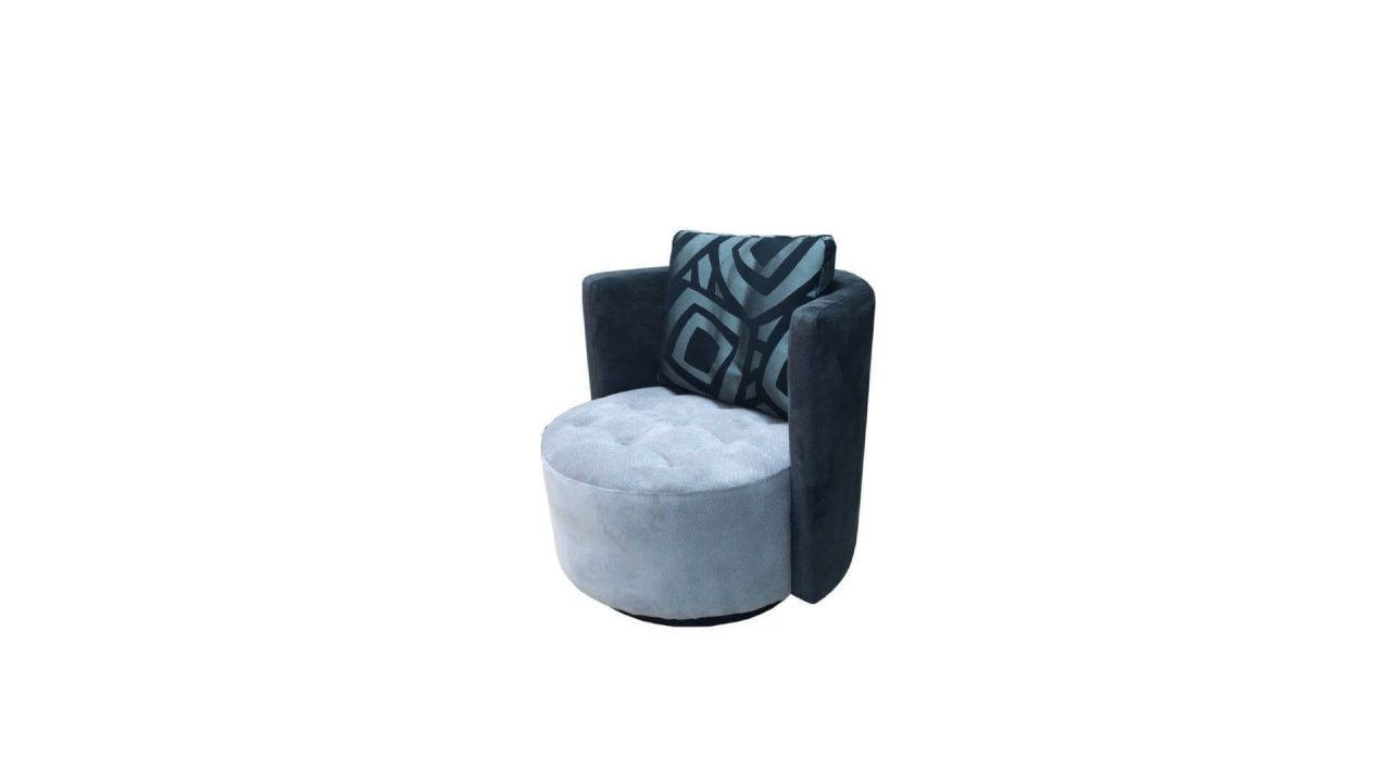 Creadest KENZO swivel armchair